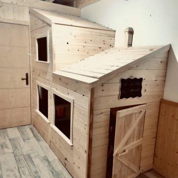 La casita de Jimena.